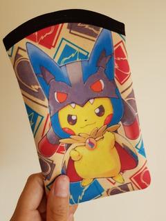 Funda Celular Pikachu Modelo 2