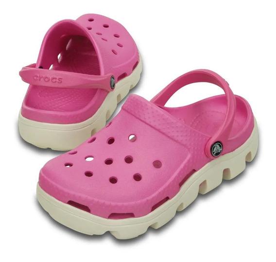 Crocs Duet Clog Sport Unisex Hombre Mujer - Local Olivos