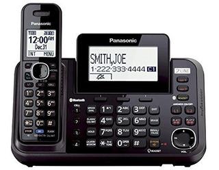 Panasonic Kx-tg9541b Link2cell Bluetooth Habilitado Con 2 L