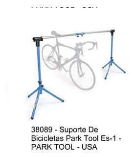 Suporte De Bicicletas Park Tool Es-1, Semi Novo.