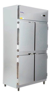 Mini Câmara Fria Economic Inox 4 Portas 675 Litros Frilux *