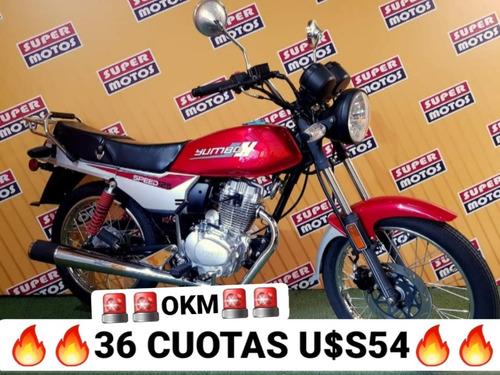 Yumbo Speed 125 Financiacion 100% Tomamos Tu Moto Usada !!!