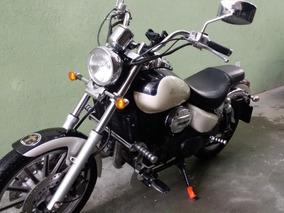 Dafra Horizon 250 Custom