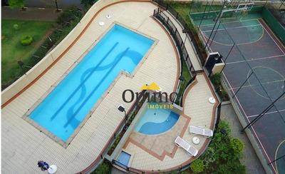 Apartamento Residencial À Venda, Jardim Marajoara, São Paulo. - Ap0169