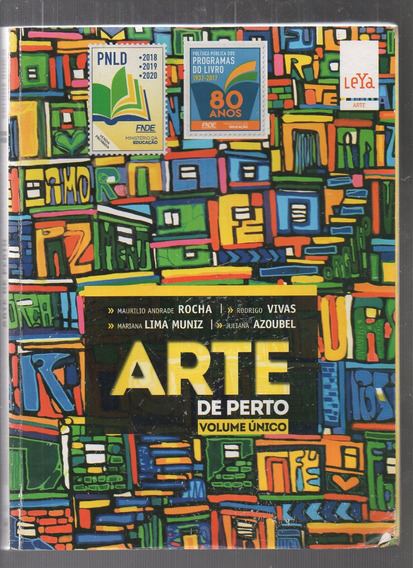 Livro Arte De Perto (volume Único)
