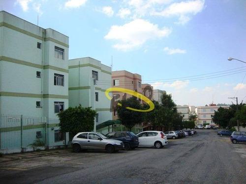 Imagem 1 de 30 de Apartamento Com 2 Dormitórios À Venda, 54 M² Por R$ 160.000,00 - Jardim Rio Das Pedras - Cotia/sp - Ap2223