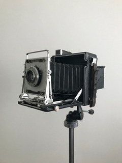 Câmera Pacemaker Graphic - Crown Graphic