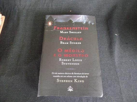 Stephen King/mary Shelley/bram Stoker/robert Louis Stevenson