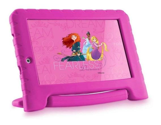 Tablet Kid Pad Quad Core P/ Crianças + Camera Selfie + Jogos