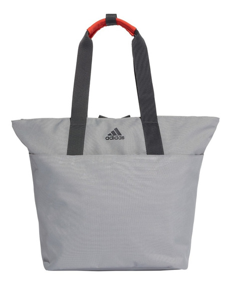 Bolso adidas Fitness Tote Id Gris De Mujer