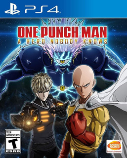 One Punch Man A Hero Nobody Knows Ps4 En Stock! Fisico