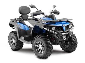 Quadriciclo Cforce 500cc Aut 4x4 Cvtech