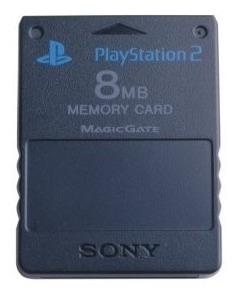 Memory Card Para Playstation 2
