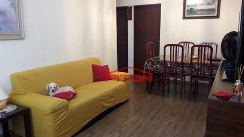 Apartamento Com 2 Dormitórios À Venda, 62 M² Por R$ 340.000,00 - Vila Granada - São Paulo/sp - Ap1726