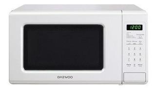 Microondas De 20 Litros Daewoo Blanco Garantía Tienda Física