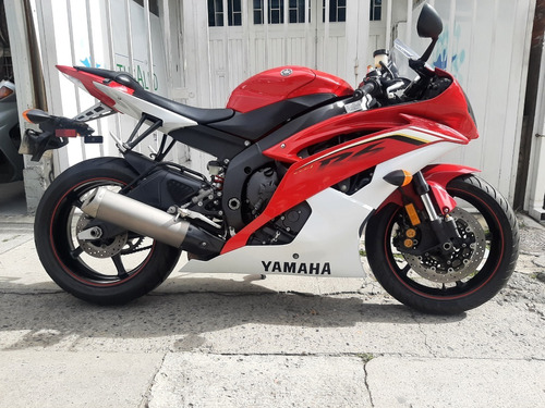 Yamaha Yzf R6 2013