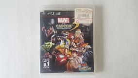 Jogo Marvel Vs Capcom 3 Fate Of Two Worlds - Ps3 - Original