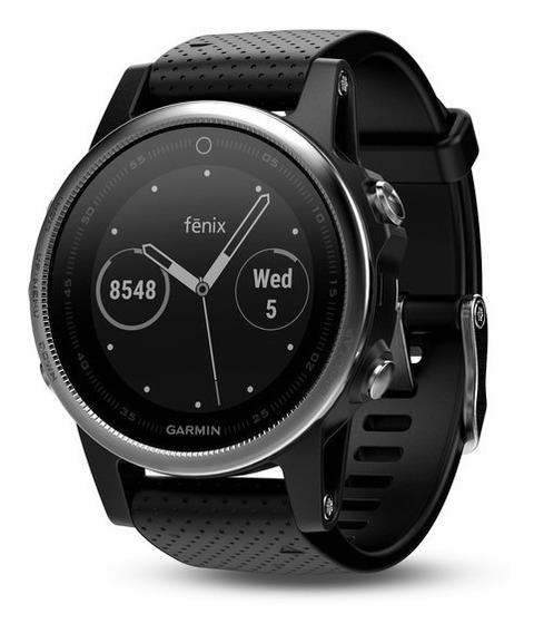 Relógio Gps Garmin Fenix 5s 010-01685-02 Autorizada Garmin