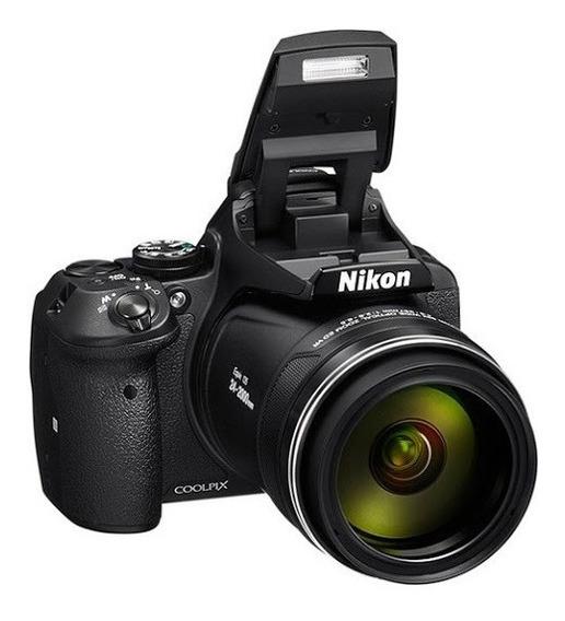 Nikon P900 Ultra Zoom 83x, Wi-fi, Nfc, Gps