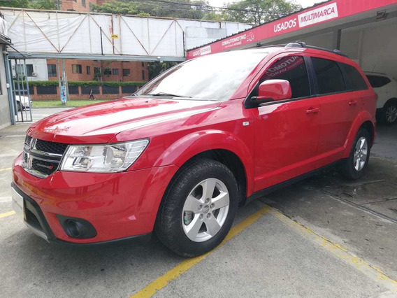 Dodge Journey Se Aut 7 Puestos
