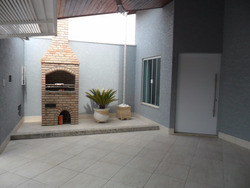 Casa Térrea 3 Dorm 1 Suíte Residencial Piemonte