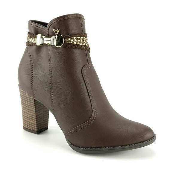 Bota Mississipi X7681 Ankle Boots Specchio Pewter
