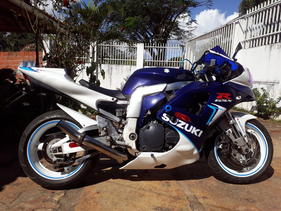 Suzuki Gsxr Gsx-r 1100 W 1996