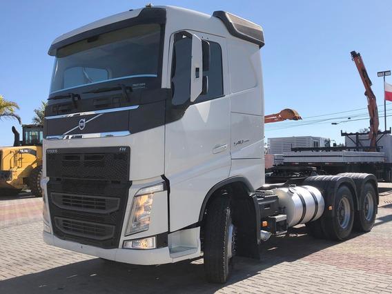 Volvo Fh 540 6x4 I Shift 2016/17 Bug Pesado =vw Scania Daf