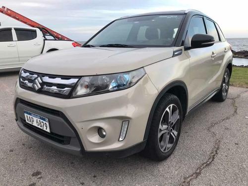 Suzuki Vitara 2016 1.6 Gl 120cv
