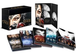Blu-ray Once Upon A Time 1ª Primeira 6ª Sexta Temp Legendado