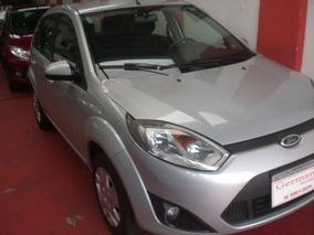 Ford Fiesta 1.6 Rocam Se Flex 5p Prata 2013/2014