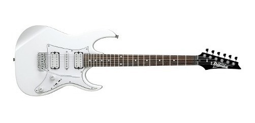 Ibanez Grx50wh Guitarra Solida , 2 Caps Humb+1 Sing Infinity