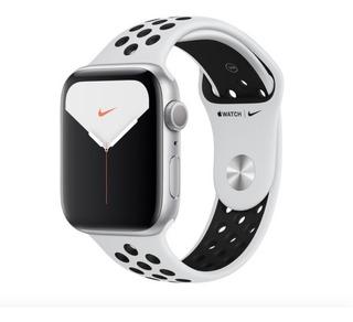 Relógio Apple Watch Series 5 44mm Nike+ Silver S5