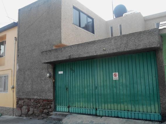 Casa En Renta En Viveros De La Loma, Tlalnepantla Rcr-4045