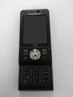 Sony Ericsson W910i Seminovo Desbloqueado