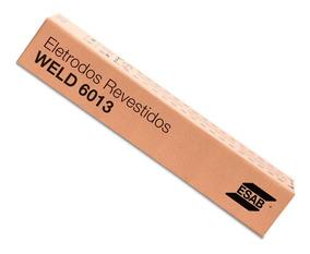 Eletrodo 2,5mm 6013 Weld Esab - Embalagem Com 5kg 0733101