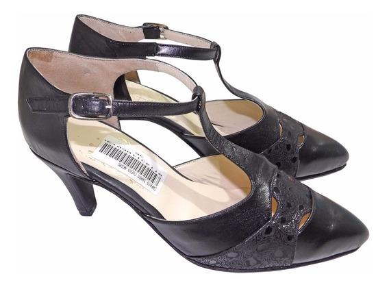 Zapatos De Tango Cuero Vacuno Mujer - Calzados Union