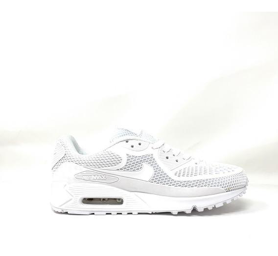 Tenis Nike Air Max 90 White Hombre Oferta