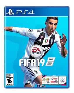 Fifa 19 Usado Playstation 4 Ps4