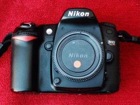 Camara Nikon D 80 Usada