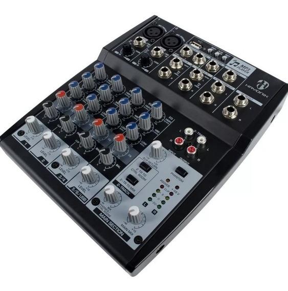Mesa 8 Canais Hmx-108 Hayonik Com Phantom Power (oferta)