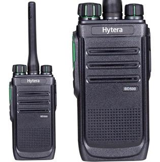 Radio Digita Portatil Uhf Bd506 48 Canales 4w Hytera