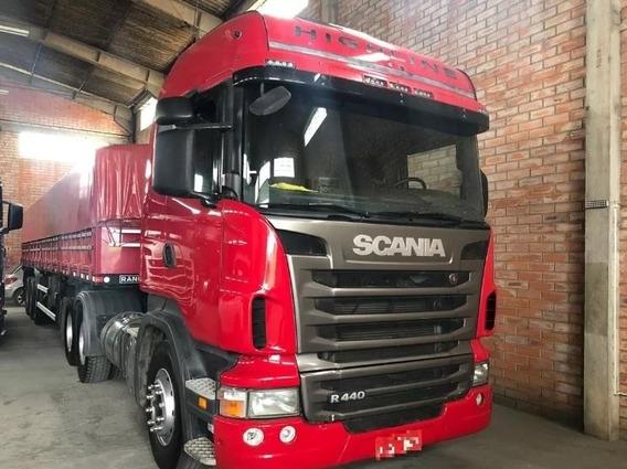 Scania R 440 Graneleiro 2019