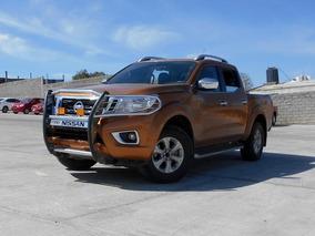 Nissan Frontier Le 2017 Naranja