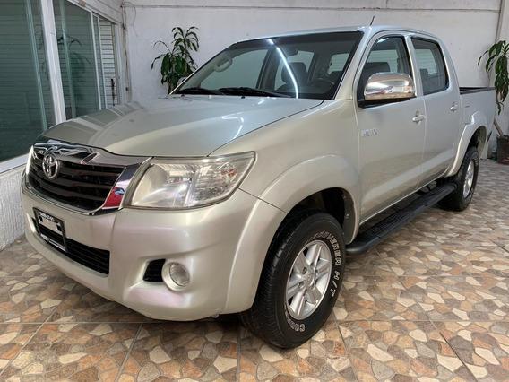 Toyota Hilux Extremadamente Nueva Impecable Para Exigentes