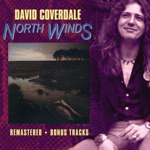 Coverdale David North Winds Importado Cd Nuevo
