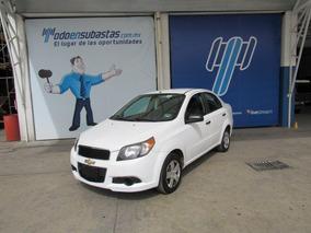Chevrolet Aveo 4p Ls L4 1.6 Man