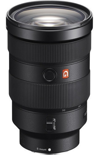 Sony Fe 24-70mm F/2.8 Gm Lente Full Frame - Pronta Entrega!