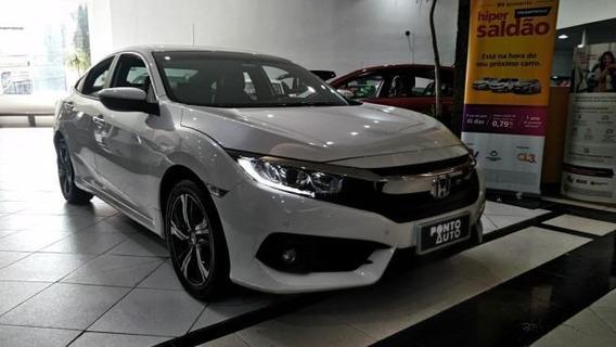 Honda Civic Exl Automatico 2017