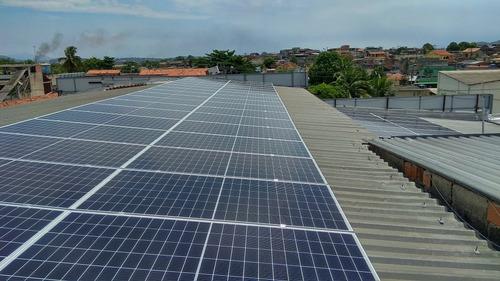 Imagem 1 de 5 de  Instalação De Energia Solar Fotovoltaico